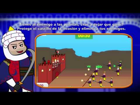 Video of Moors and Christians: The Game