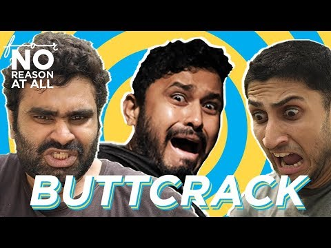 When You See Your Friend's Buttcrack | For No Reason At All | Abish Mathew