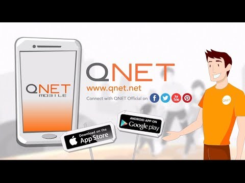 Video of QNET Mobile