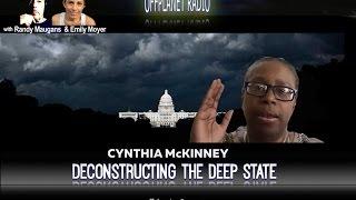 Video Cynthia McKinney: Deconstructing The Deep State MP3, 3GP, MP4, WEBM, AVI, FLV Mei 2018