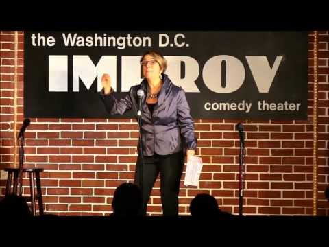 Karen Friedman performs at the 19th Annual Funniest Celebrity Contest in Washington, DC