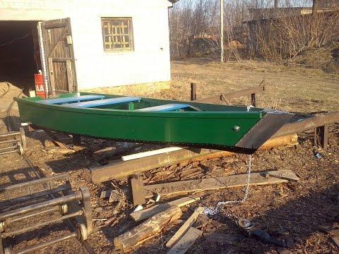 чем проконопатить деревянную лодку