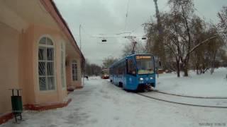 трамвай от первомайской до новогиреево