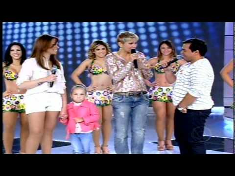 Aviões do forró no TV Xuxa