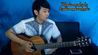 Video (Ustad Jefri Albuchori) Bidadari Surga - Nathan Fingerstyle MP3, 3GP, MP4, WEBM, AVI, FLV November 2018