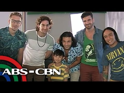 PERFORMING - In Trending News, a father singing his own version of the famous song 'Rude' from the band Magic. Fans will be very happy as the band has their concert here in the Philippines. Subscribe to...