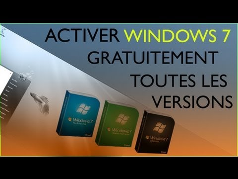 comment declarer windows 7