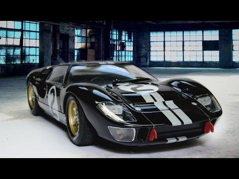 ACME - 1/12 - FORD GT 40 MK II B - WINNER LE MANS 1966 - 1201001