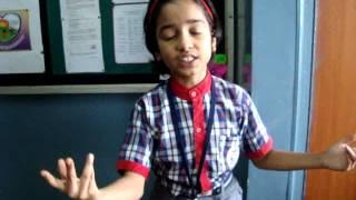 Hindi Kavita -Nari ki Jeet by Hema   Meena VA KVASC Bangalore full download video download mp3 download music download