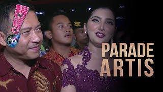 Video Parade Artis di Malam Resepsi Kahiyang-Bobby - Cumicam 09 November 2017 MP3, 3GP, MP4, WEBM, AVI, FLV November 2017