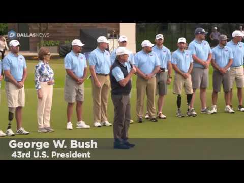 2018 Bush Institute Warrior Open