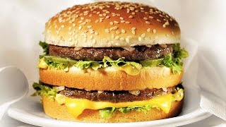 Recette du Big Mac Façon Mcdo | FastGoodCuisine
