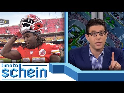 Video: Kareem Hunt's second chance | Time to Schein