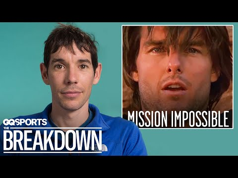 Alex Honnold Breaks Down Iconic Rock Climbing Movie