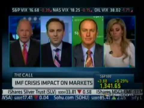 CNBC: Keith Springer President of Springer Financial Advisors in Sacramento Live on IMF Impact