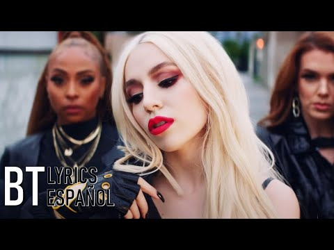 Ava Max - Who's Laughing Now (Lyrics + Español) Video Official