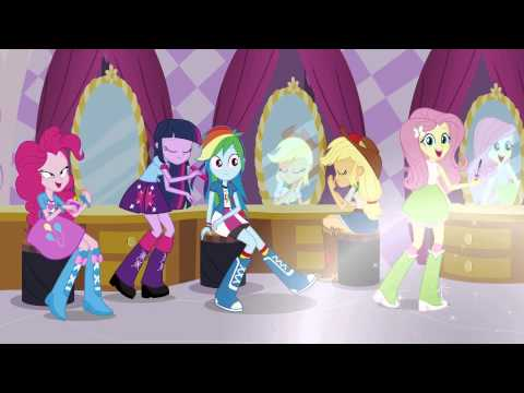 My Little Pony: Equestria Girls - This is Our Big Night [1080p]
