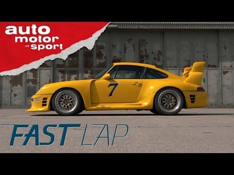 RUF CTR2 Sport: Pikes Peak Porsche in Mendig - Fast Lap | auto motor und sport