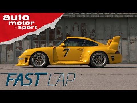RUF CTR2 Sport: Pikes Peak Porsche in Mendig - Fast ...