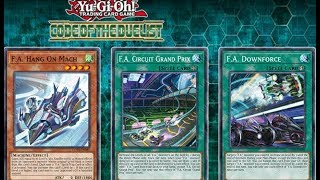 https://ygorganization.com/lets-get-up-to-speed-with-fa/ Have a great YGOpro replay -send it to me and I might commentate it...