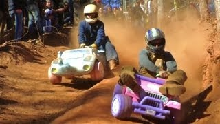 Download Video EXTREME BARBIE JEEP RACING 2012 MP3 3GP MP4