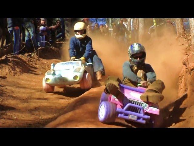 Giải đua xe khắc nghiệt nhất hành tinh