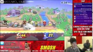 LoF Keitaro playing Bowser Jr (from live stream)