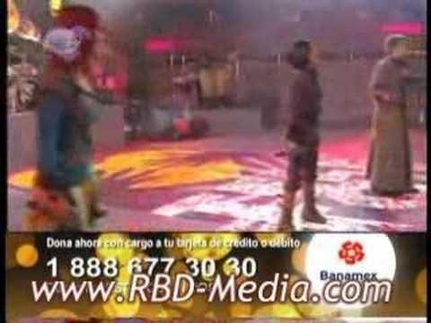RBD - Teletón 2006 - Tu Amor