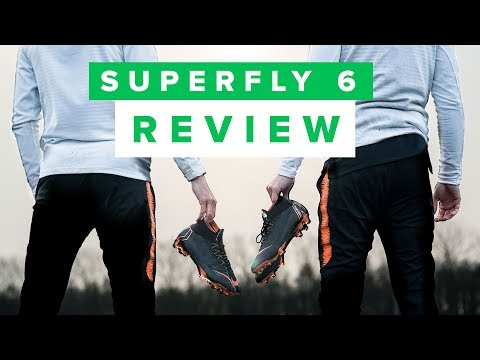 NIKE MERCURIAL SUPERFLY 6 REVIEW