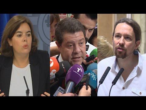 09/07/2016 El PSOE defiende en bloque el