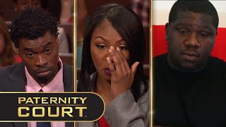 Video 23 Year Old Man with 7 Children Claims Daughter to be His (Full Episode) | Paternity Court MP3, 3GP, MP4, WEBM, AVI, FLV Agustus 2018