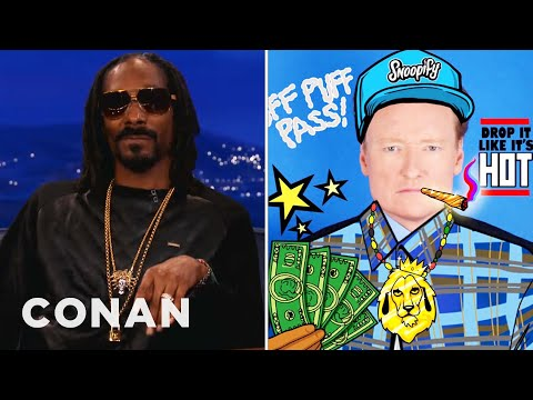 shows - If you've ever wondered what Speaker of the House John Boehner looks like rocking a blunt, your quest is over. More CONAN @ http://teamcoco.com/video Team Co...