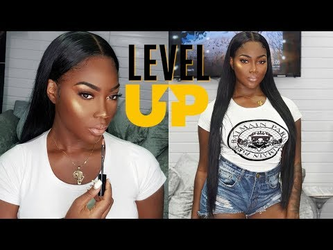 Hair salon - LEVEL UP 30 INCHES B! COME TO THE SALON WITH ME  JULIA HAIR