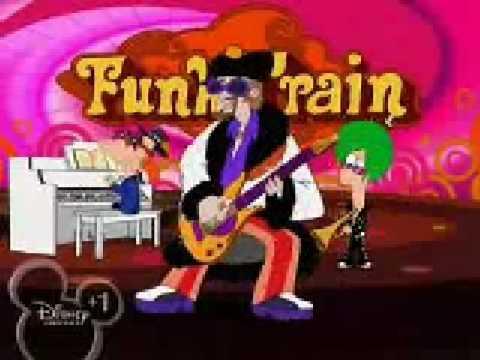 Phineas y Ferb - mi vida es la musica