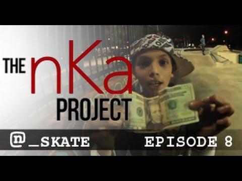 11-Year-Old Skateboarder Rene Serrano Dominates The Long Beach Skatepark