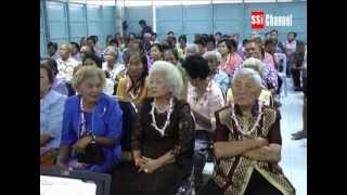 SSI Arranges Traditional Activities in Elders Day 2013