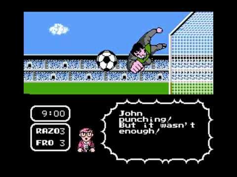 soccer nes online