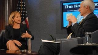 The Kalb Report -- A Conversation with Katie Couric on Democracy and the Press