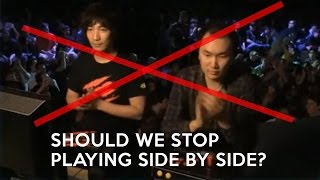 Analysis: Should We Stop Playing Side by Side (in Fighting Games)?