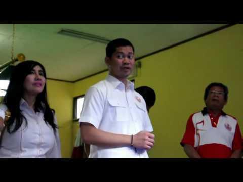 Kunjungan Ketua KONI DKI Jakarta Ke Cabang Biliar