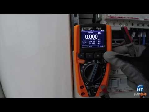 HT64 Multimeter