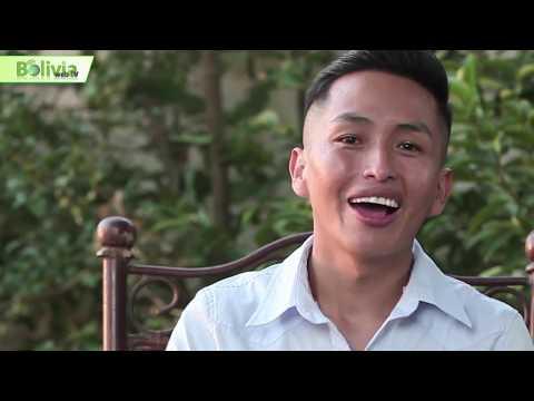 Conexión Bolivia – Edgar Ortega ''El Cineasta más joven de Bolivia''  en entrevista íntima