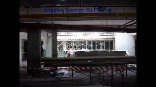 NoneX - Tower Crane Footing Breaking (Hua Tiong)