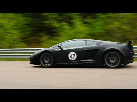 Lamborghini Gallardo UGR Twin Turbo (350 km/h)