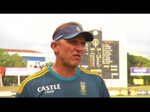2nd Test, Day 1, South Africa in Sri Lanka, 2014 - Highlights [HD]