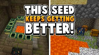 This Seed Only Gets Better!
