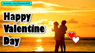 Valentine's Day 2017 message, quotes, shayari, wallpaper, Whatsapp Video, song, wishes, greeting, sms#Valentine'sDay is always a special day for those people who believes in love and peace.Thanks for watching our #ValentineDay video.Regards #Quotes4AllRequesting you to please subscribe Quotes 4 All Channel.https://www.youtube.com/channel/UCgcYHE-Wsu-E6LPKatZ17BQ?sub_confirmation=1Video Link - https://youtu.be/R8EDr9YXVocChannel Link - https://www.youtube.com/channel/UCgcYHE-Wsu-E6LPKatZ17BQ