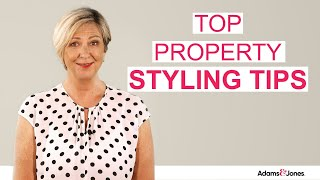 Top tips to style your property for sale