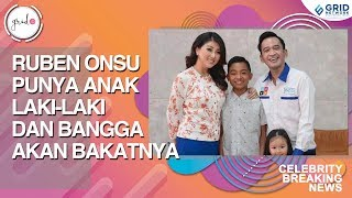 Video Ruben Onsu Punya Anak Laki-laki dan Bangga Akan Bakatnya MP3, 3GP, MP4, WEBM, AVI, FLV Agustus 2019