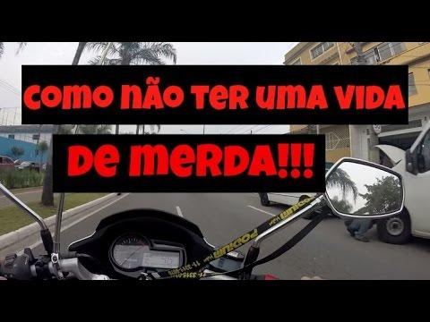 COMO NÃO TER UMA VIDA DE MERDA!!! SUZUKI GSR 125 S